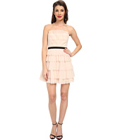 BCBGMAXAZRIA - Rayna Strapless Pleated Dress