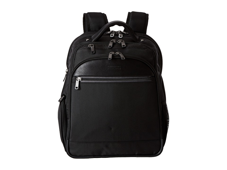 Kenneth Cole Reaction - Easy To Forget Laptop Backpack (Black) Backpack Bags