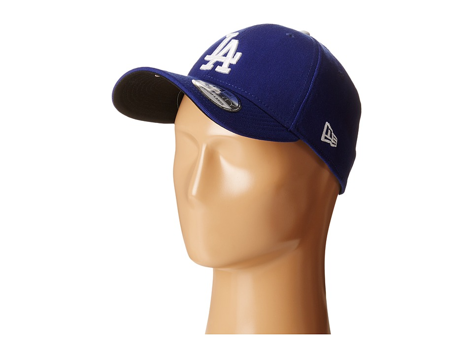 New Era Team Classic 3930 Los Angeles Dodgers Game Medium Blue Caps