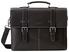 Kenneth Cole Reaction Kenneth Cole Reaction Flappy Go Lucky Colombian Leather Flapover Brief