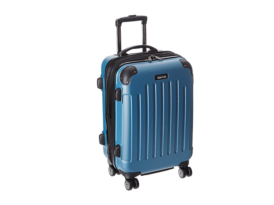Kenneth Cole Reaction - Renegade Against The Law 20 Carry-On Luggage (Ocean Blue) Carry on Luggage