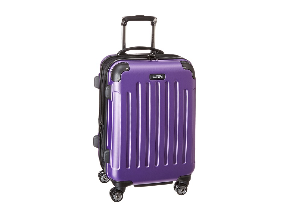 Kenneth Cole Reaction - Renegade Against The Law 20 Carry-On Luggage (Purple) Carry on Luggage