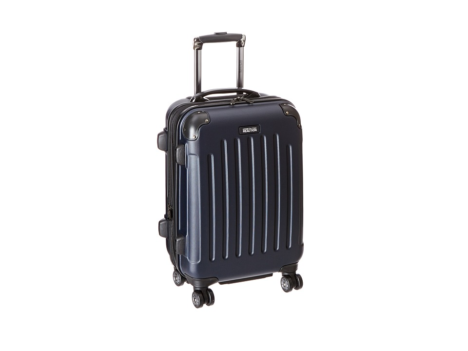 Kenneth Cole Reaction - Renegade Against The Law 20 Carry-On Luggage (Navy) Carry on Luggage