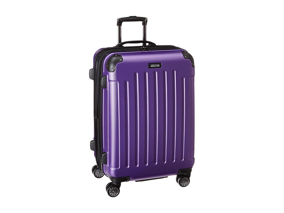 Kenneth Cole Reaction - Renegade Law Order 24 Upright Pullman Luggage (Purple) Pullman Luggage