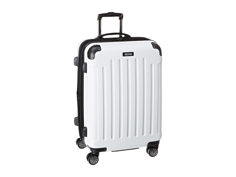 Kenneth Cole Reaction - Renegade Law Order 24 Upright Pullman Luggage (White) Pullman Luggage