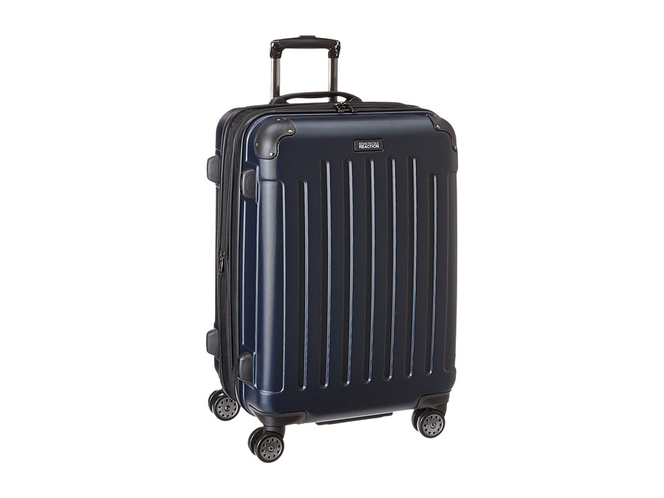 Kenneth Cole Reaction - Renegade Law Order 24 Upright Pullman Luggage (Navy) Pullman Luggage