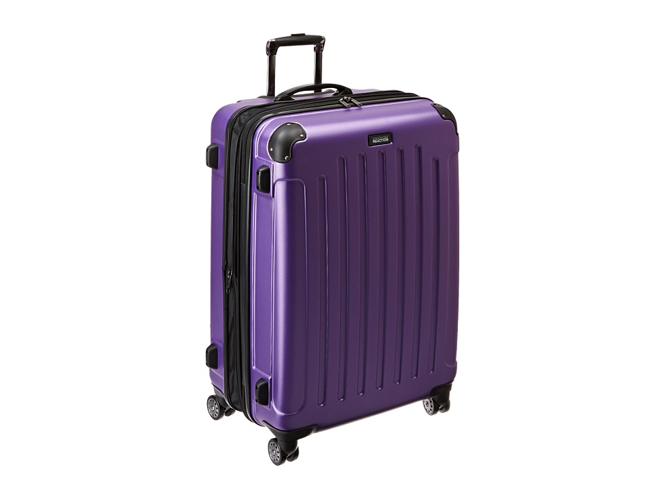 Kenneth Cole Reaction - Renegade Unlawfull Entry 28 Upright Pullman (Purple) Pullman Luggage