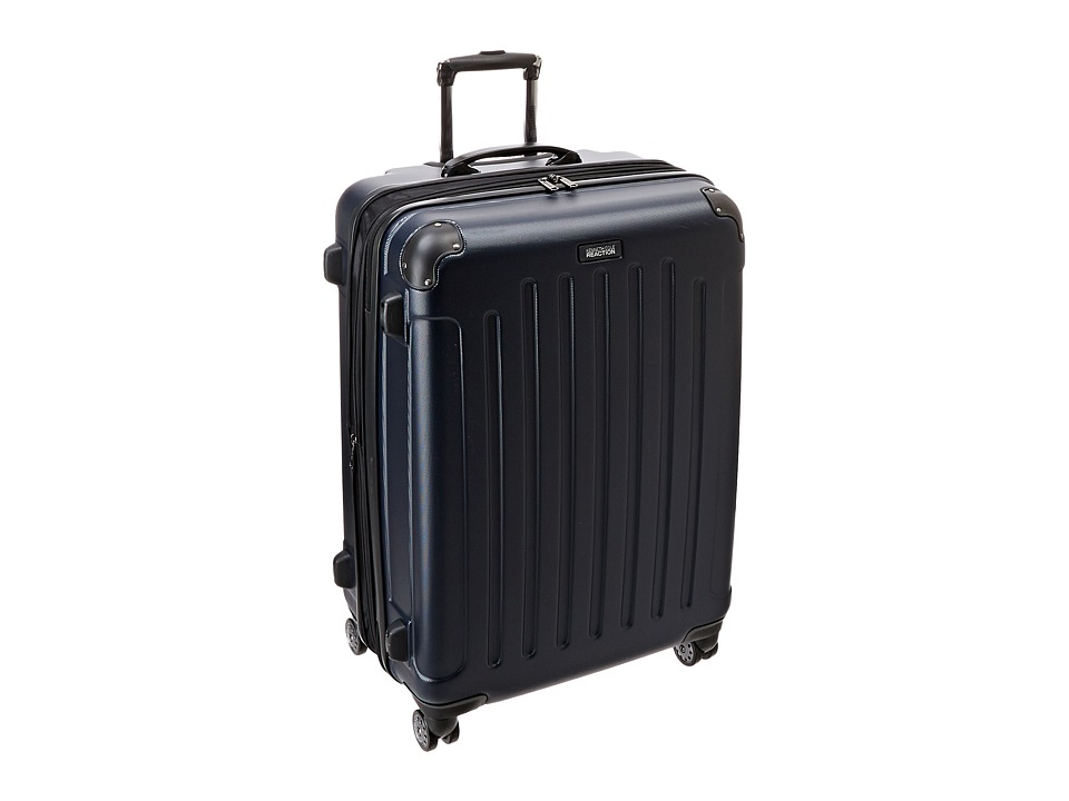 Kenneth Cole Reaction - Renegade Unlawfull Entry 28 Upright Pullman (Navy) Pullman Luggage