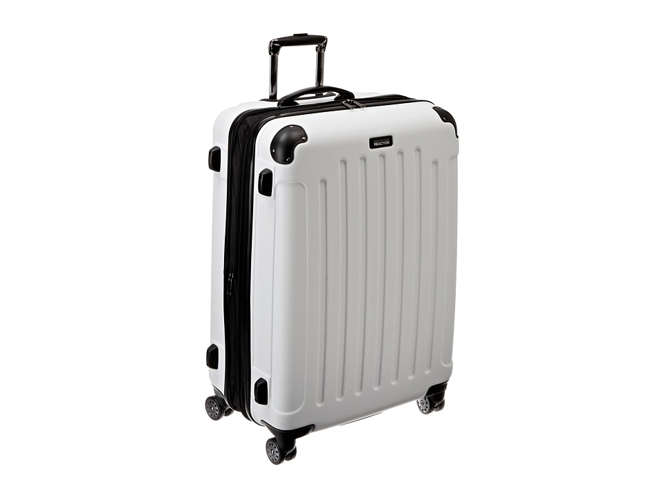 Kenneth Cole Reaction - Renegade Unlawfull Entry 28 Upright Pullman (White) Pullman Luggage