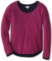 Splendid Littles - Maize Waffle Knit L/S Top (Big Kids)