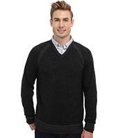 Robert Graham - The Cottage L/S V-Neck Knit Sweater