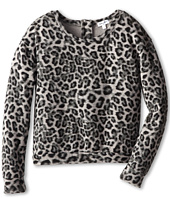 Splendid Littles - City Sweatshirt with Leopard (Big Kids)