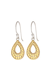 Anna Beck - Small Open Teardrop Earrings