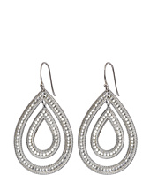 Anna Beck - Double Teardrop Earrings