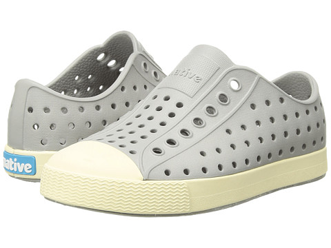 Native Kids Shoes Jefferson (Toddler/Little Kid) - Pigeon Grey
