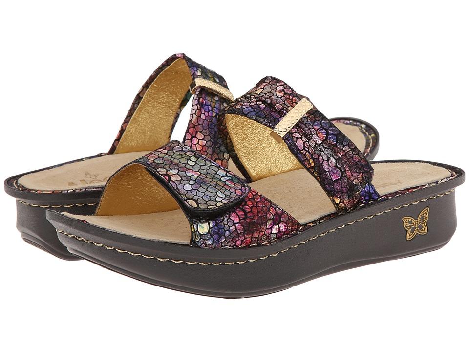 Alegria Karmen Rainbow Fun Womens Sandals