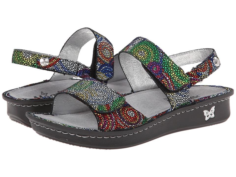 Alegria Verona (Bullseye) Sandals