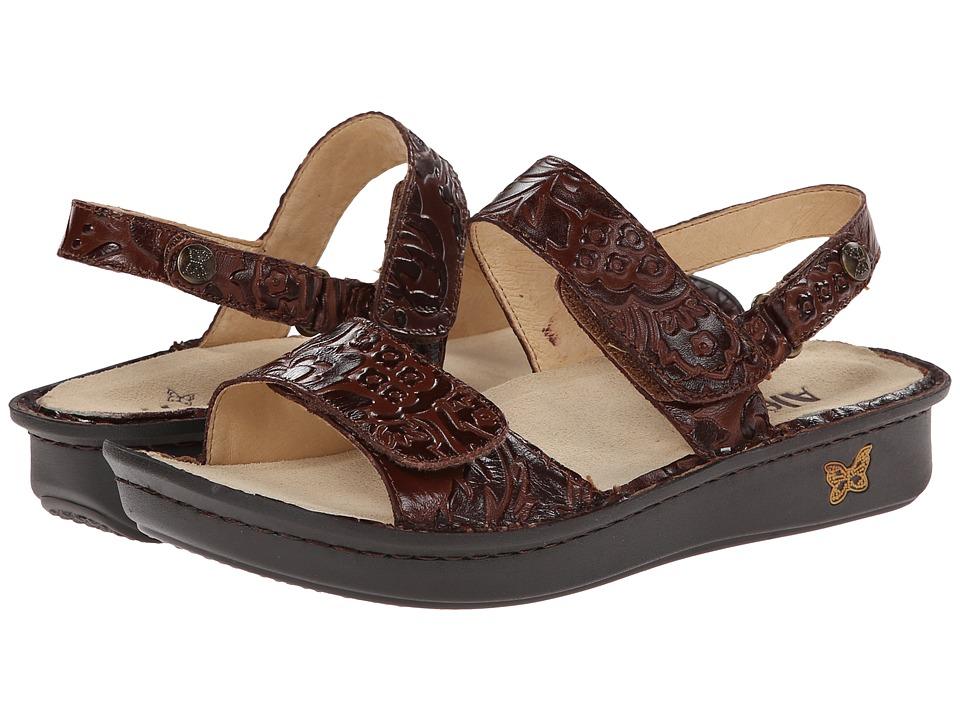 Alegria Verona (Yeehaw Brown) Sandals