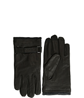 Calvin Klein - Belted Leather Glove and Touch Tips