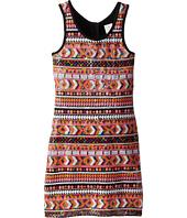Ella Moss Girl - Renee Sequin Azted Dress (Big Kids)