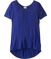 Ella Moss Girl - Betty Solid Jersy Top (Big Kids)