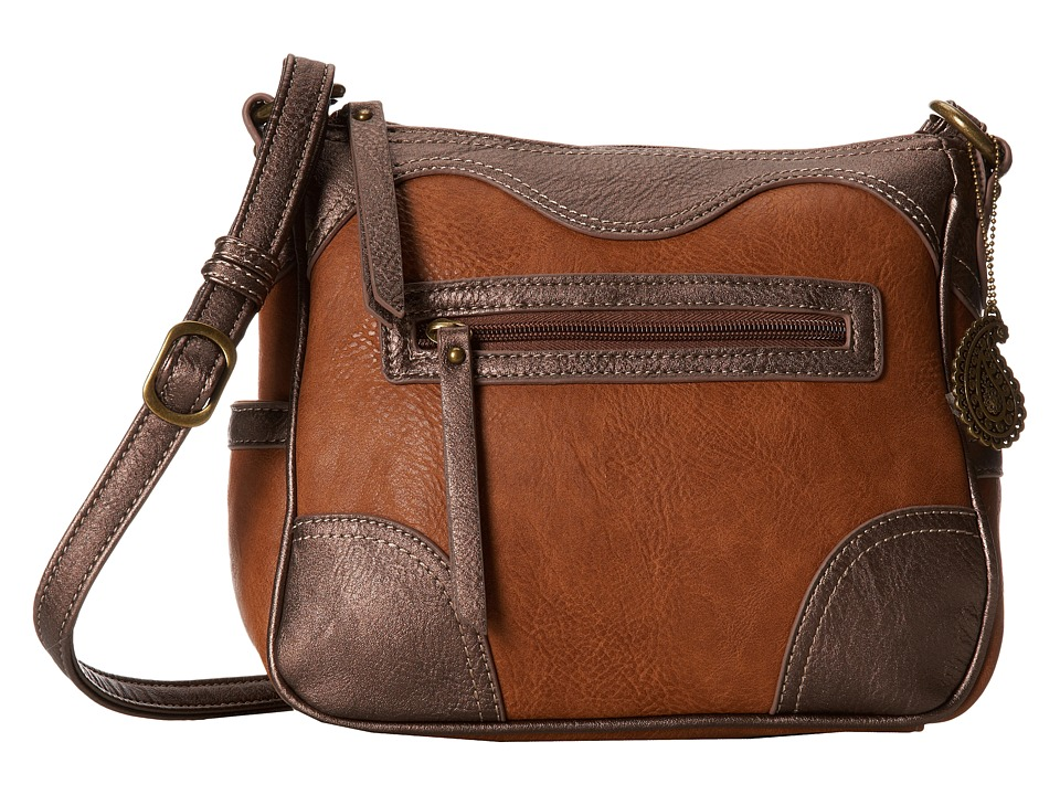 American West - Guns and Roses Crossbody