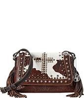 American West - Home on The Range Crossbody Flap Bag