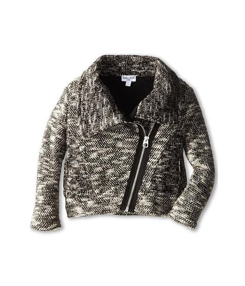 Splendid littles diamond quilt jacket infant dark grey for Splendid infant