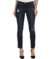 dollhouse - 28'' Inseam Dark Wash Jean in Lucy