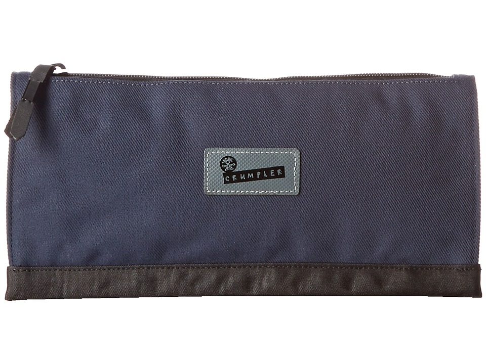 Crumpler - The Leaked Memorandum Cable Pouch (Midnight Blue) Computer Bags