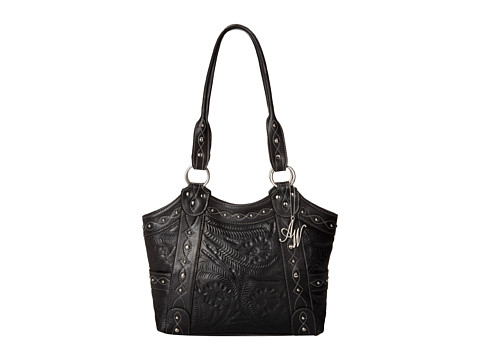 American West Over The Rainbow Zip Top Fashion Tote