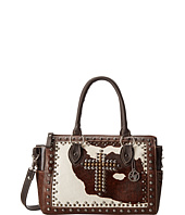 American West - Home on the Range Convertible Satchel