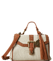 American West - Castle Rock Top Handle Convertible Flap Bag
