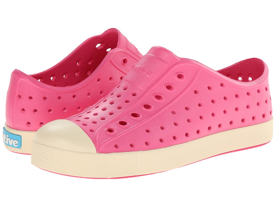 Native Kids Shoes Jefferson Little Kid Hollywood Pink Girls Shoes