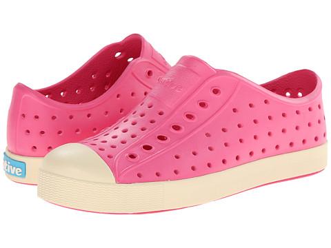 Native Kids Shoes Jefferson (Little Kid/Big Kid) - Hollywood Pink