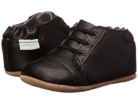 Robeez Basic Brian Mini Shoez (Infant/Toddler) - Black