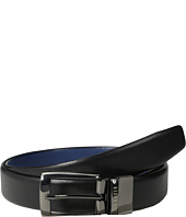 Ted Baker - Reversible Sprayed Edge Belt