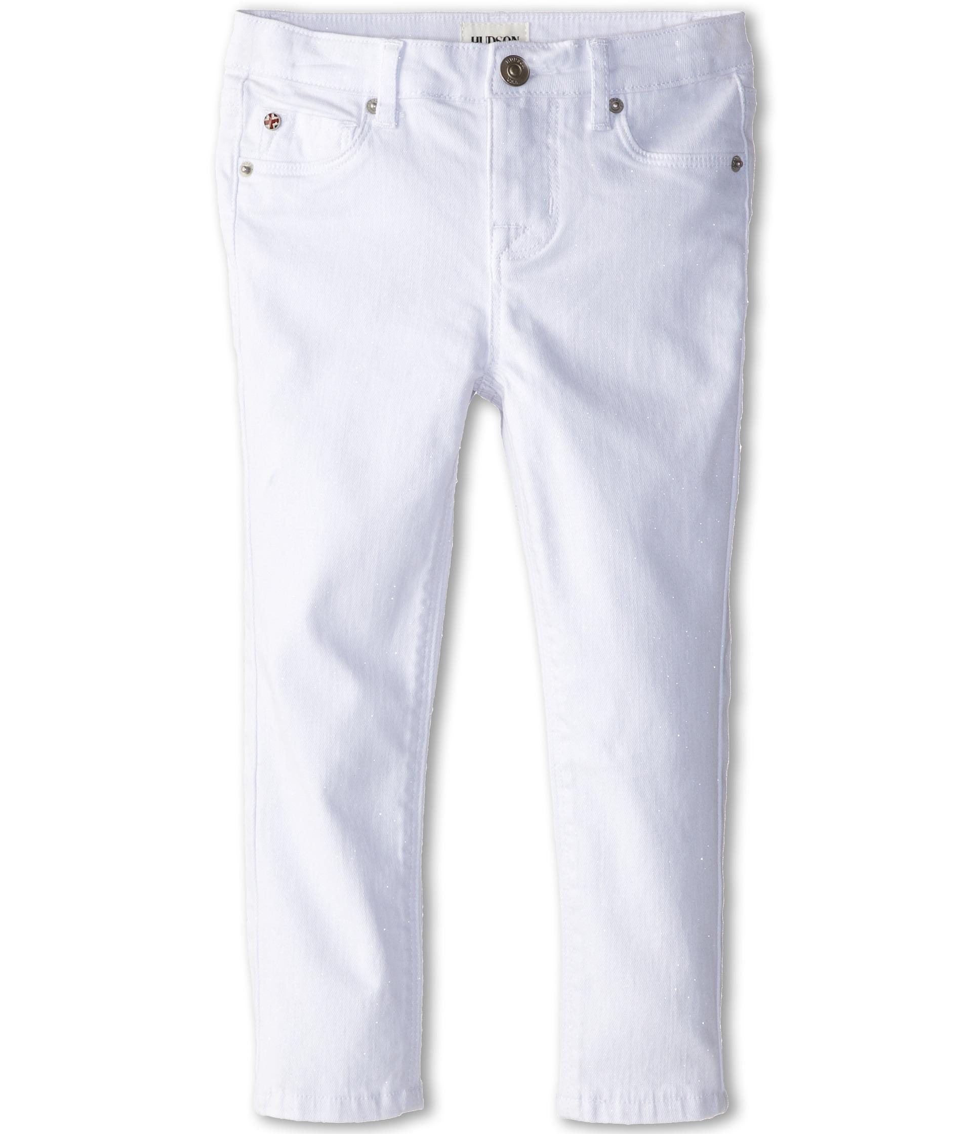 Kids White Jeans - Jeans Am