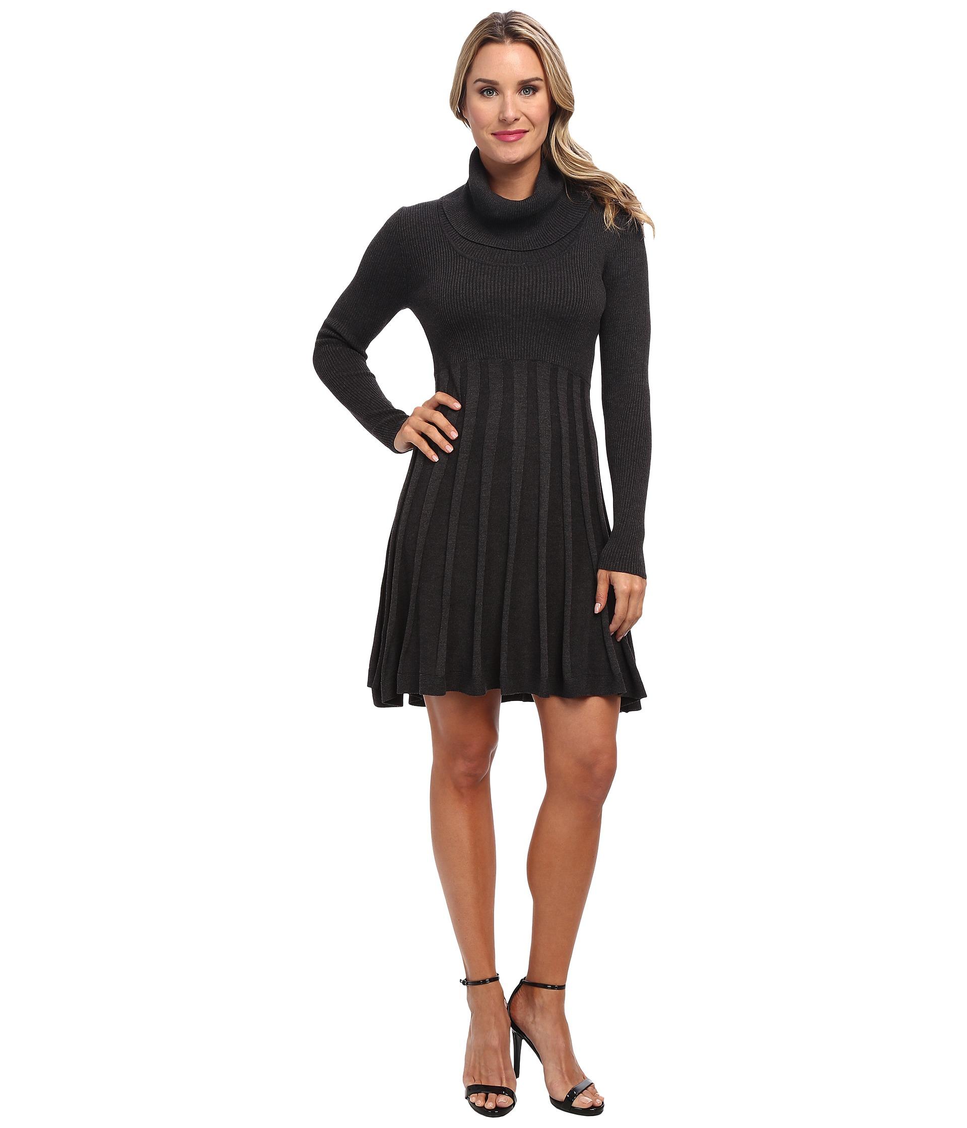 Sweater Dress Calvin Klein Calvin Klein Cowl Neck Sweater
