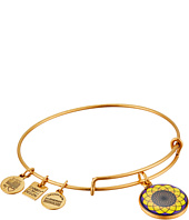 Alex and Ani - Sunflower Charm Bangle