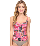 La Blanca - Perfect Patch OTS Sweetheart Tankini