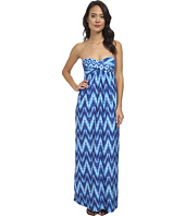 La Blanca - Desert Mirage Sweetheart Bandeau Maxi Cover-Up