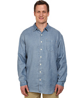 Tommy Bahama Big & Tall - Big & Tall New L/S Seaglass Breezer