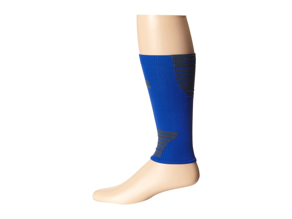 Zensah - Ultra Compression Leg Sleeves (Electric Blue) Athletic Sports Equipment