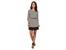 rsvp - Frederica Dress (Black/Ivory)