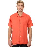 Tommy Bahama - Island Modern Fit Hamilton S/S Camp Shirt
