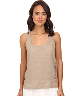 La Blanca - Linen Tank Top Cover-Up