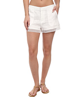 La Blanca - Linen Shorts Cover-Up
