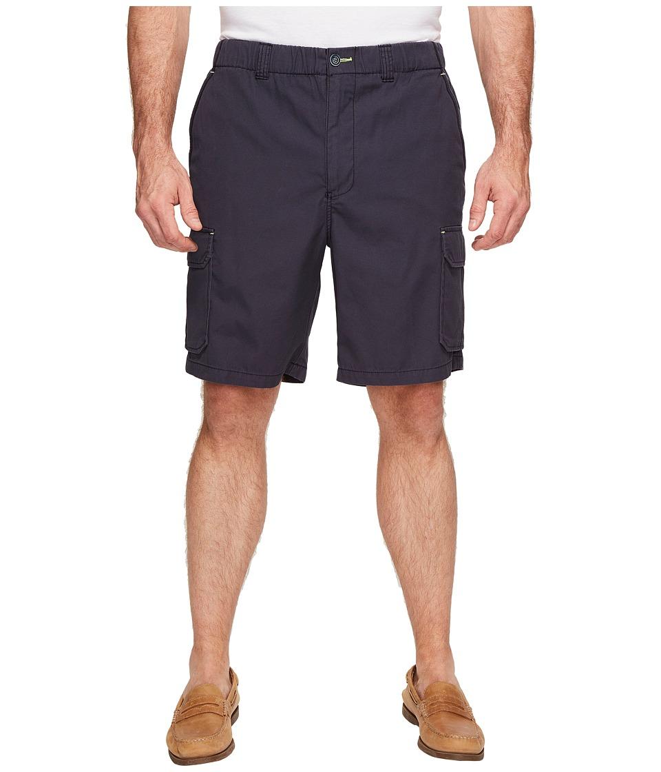 Tommy Bahama Big & Tall - Big Tall Survivalist Short (Blue Tahoe) Mens Shorts
