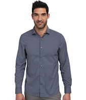 Perry Ellis - Slim Fit Mini Geometirc Print Shirt